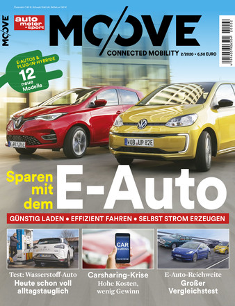 AUTO MOTOR UND SPORT MOOVE - ePaper;
