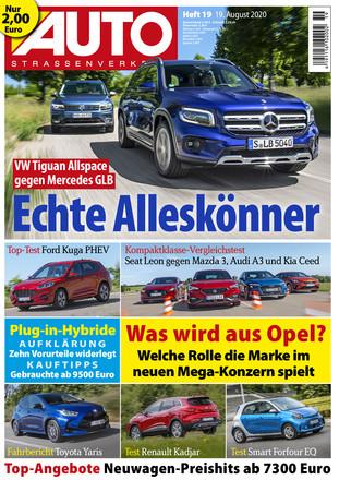 AUTO STRASSENVERKEHR - ePaper;