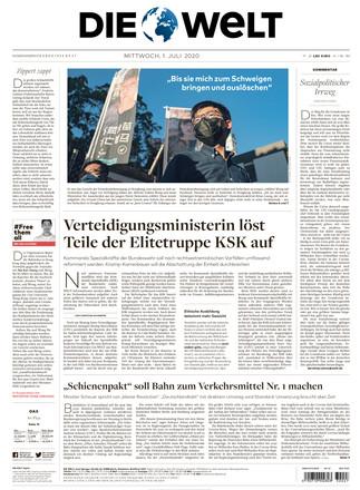 DIE WELT Hamburg - ePaper;