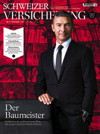 Schweizer Versicherung - ePaper;