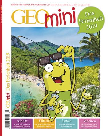 GEOmini Ferienheft - ePaper;