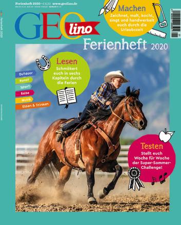 GEOlino Ferienheft - ePaper;