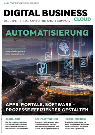 Digital Business Cloud Magazin - ePaper;