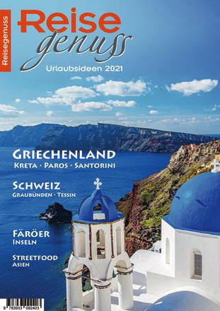 Reisegenuss Jahrbuch - ePaper;