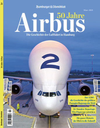 50 Jahre Airbus - Hamburger Abendblatt