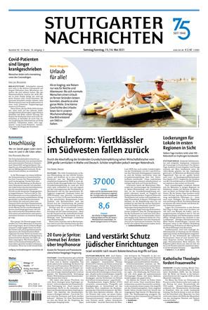 Stuttgarter Nachrichten - ePaper;