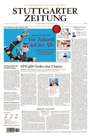 Stuttgarter Zeitung - ePaper;