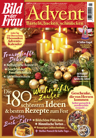 bild der frau advent zeitschrift als epaper im ikiosk lesen. Black Bedroom Furniture Sets. Home Design Ideas