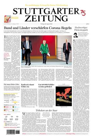 Stuttgarter Zeitung-Traueranzeigen Lesen