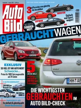 AUTO BILD Sonderheft Gebrauchtwagen - ePaper;