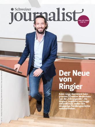 Schweizer Journalist - ePaper;