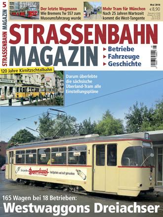 STRASSENBAHN MAGAZIN - ePaper;
