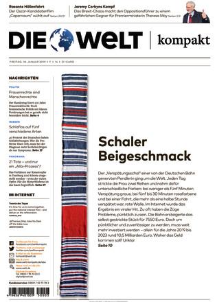 DIE WELT Kompakt Frankfurt