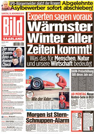 BILD Saarland - ePaper;