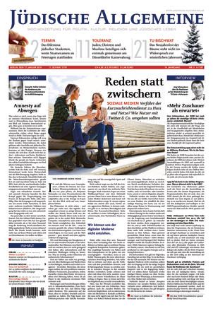 Jüdische Allgemeine - ePaper;