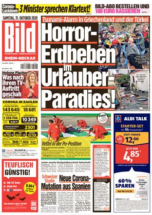 BILD Rhein-Neckar - ePaper;