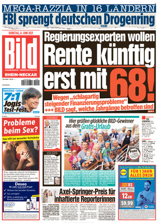 BILD Rhein-Neckar