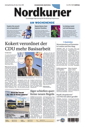 Nordkurier - Demminer Zeitung