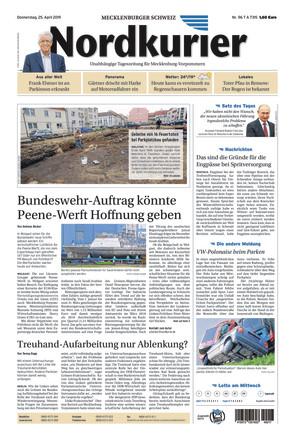 Nordkurier - Mecklenburger Schweiz Teterow