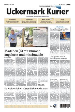 Nordkurier - Prenzlauer Zeitung