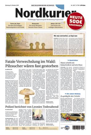 Nordkurier - Mecklenburger Schweiz Teterow - ePaper;