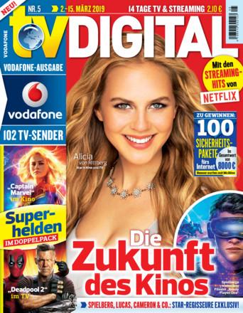 TV DIGITAL Kabel Deutschland