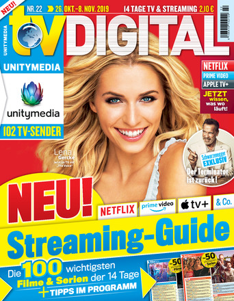 TV DIGITAL unitymedia - ePaper;
