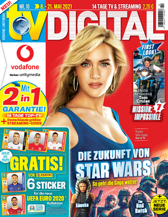 TV DIGITAL vodafone / unitymedia - ePaper;
