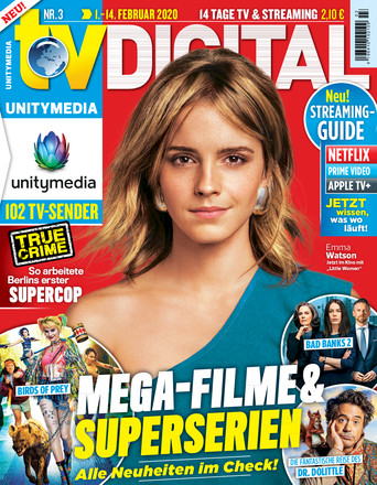TV DIGITAL unitymedia - ePaper;
