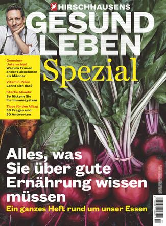 Hirschhausens stern GESUND LEBEN Sonderheft - ePaper;