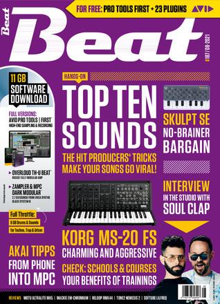 Beat Magazin - englisch - ePaper;