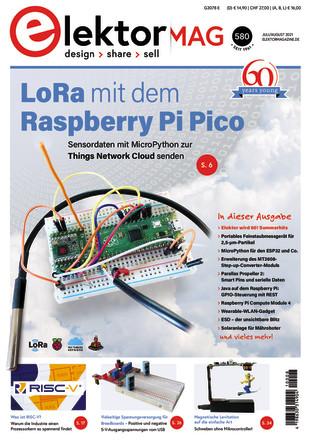 Elektor Magazine - Deutsch - ePaper;