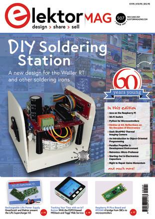 Elektor Magazine - Englisch - ePaper;