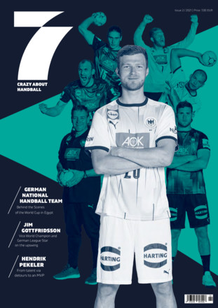 Crazy about handball - ePaper;