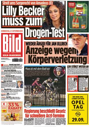 Bildzeitung Brandenburg