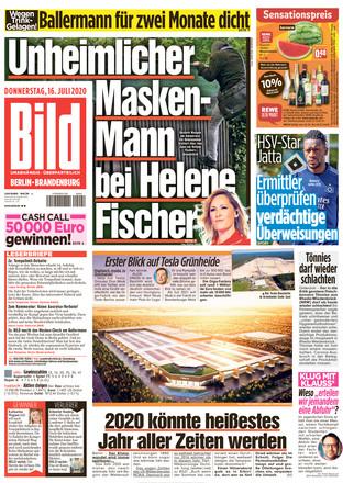 BILD Berlin-Brandenburg - ePaper;