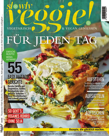 Slowly Veggie - ePaper;