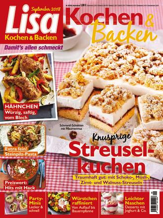 Lisa Kochen & Backen - ePaper;