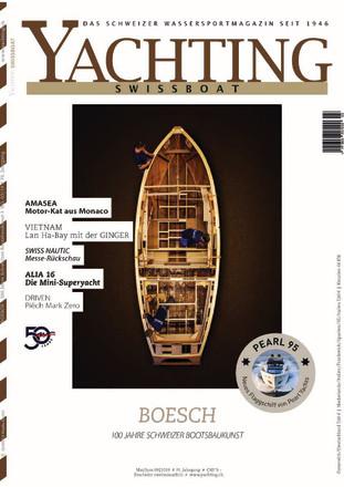 YACHTING Swissboat