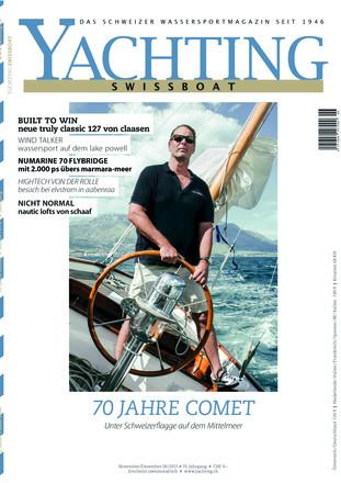 YACHTING Swissboat - ePaper;