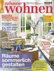 Zuhause Wohnen Zeitschrift zuhause wohnen zeitschrift als epaper im ikiosk lesen