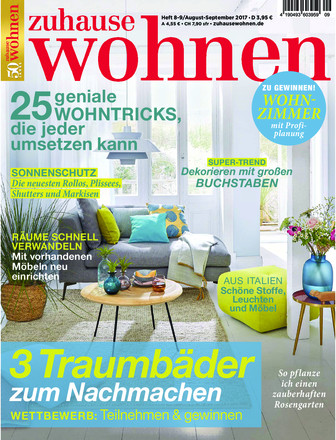 Zuhause Wohnen - ePaper;