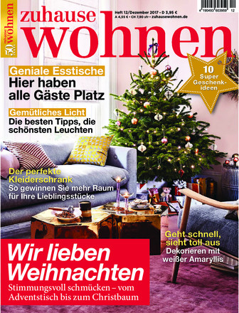 Zuhause Wohnen - ePaper;