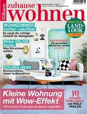 Wohnen Zeitschriften zuhause wohnen zeitschrift als epaper im ikiosk lesen