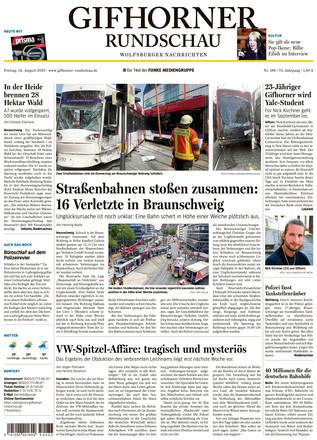 Gifhorner Rundschau - ePaper;