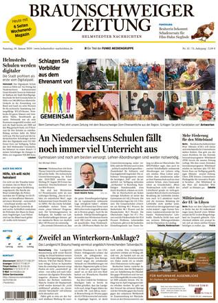 Helmstedter Nachrichten