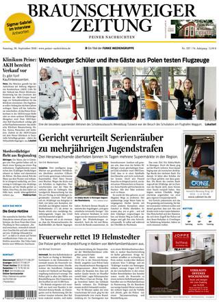 Peiner Nachrichten - ePaper;
