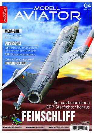Modell AVIATOR - ePaper;