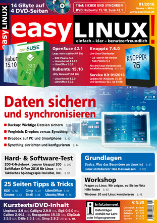 EasyLinux - ePaper;