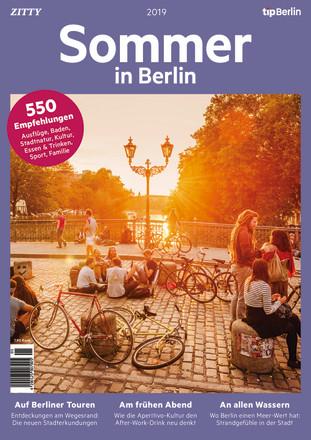 Sommer in Berlin - Eine Edition von tip Berlin und ZITTY - ePaper;